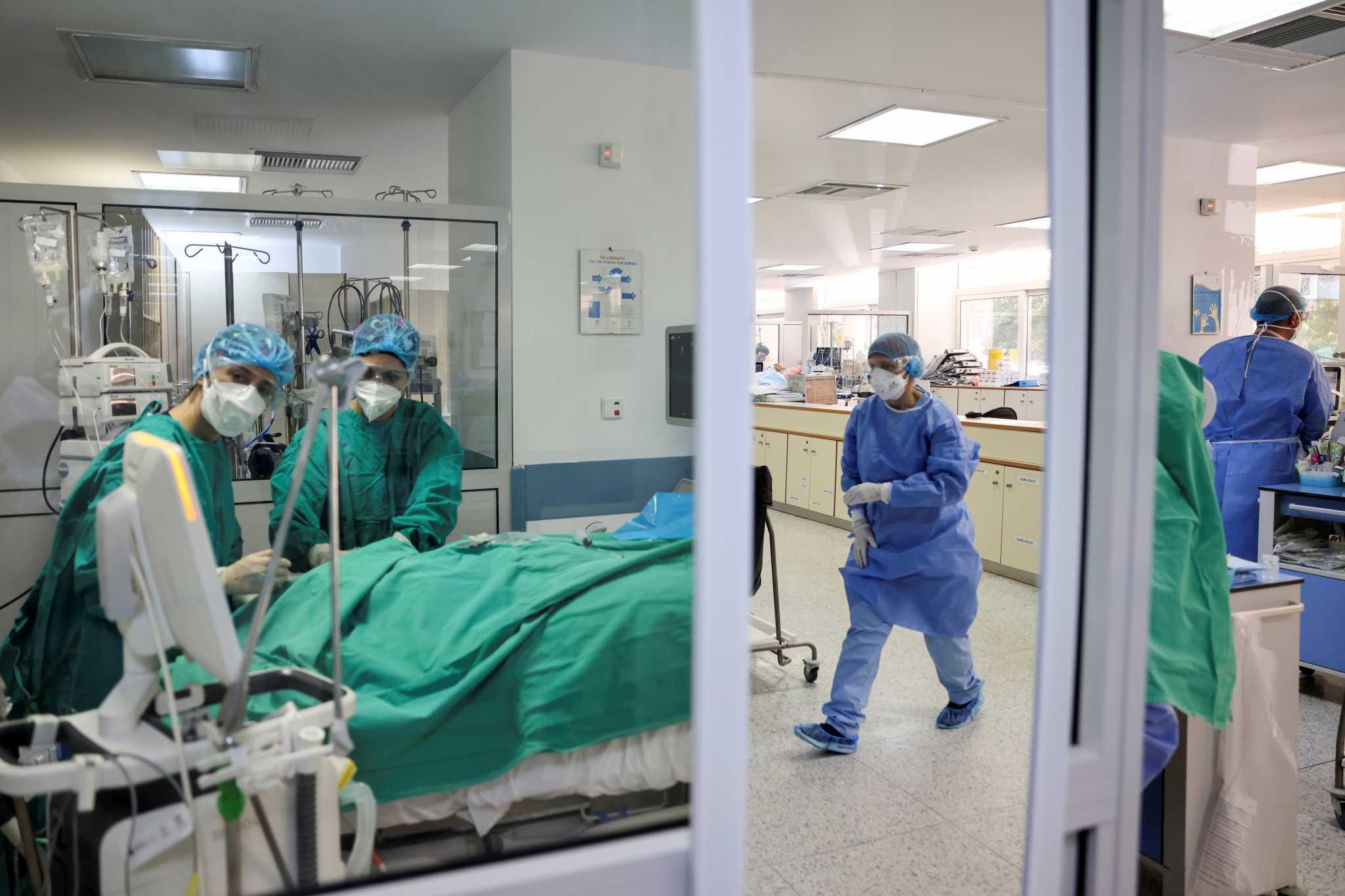 Κορωνοϊός: 2.070 νέα κρούσματα, 5 θάνατοι, 147 σε ΜΕΘ