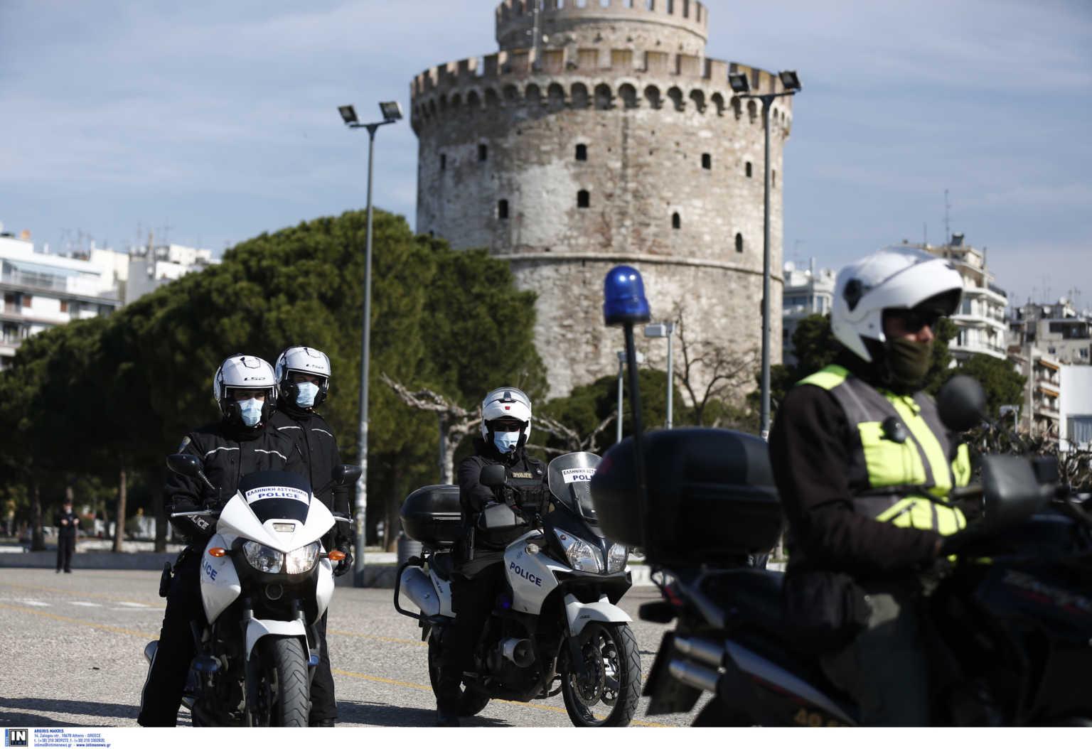 Λευκός Πύργος: Τρεις συλλήψεις για καταστροφές και μήνυση από τον Δήμο