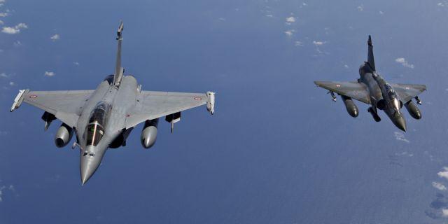 Συναγερμός: Γαλλικό Mirage συνετρίβη στο Μάλι