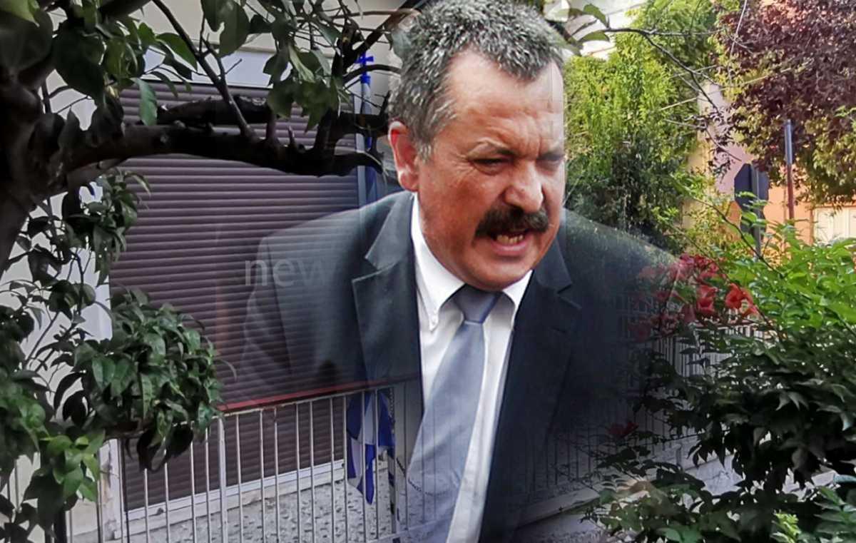 Χρήστος Παππάς: Κινηματογραφική και χωρίς χειροπέδες η σύλληψη