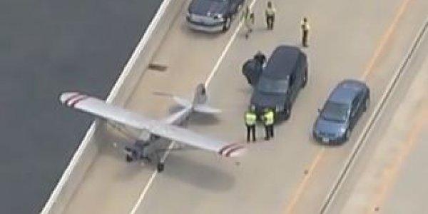 ΗΠΑ: 18χρονος έκανε αναγκαστική προσγείωση σε αυτοκινητόδρομο