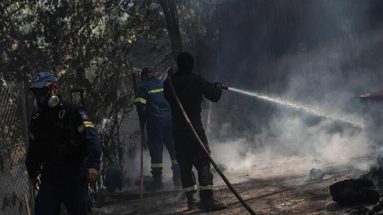 Στα χέρια των αρχών ένας μελισσοκόμος για την μεγάλη φωτιά στη Σταμάτα