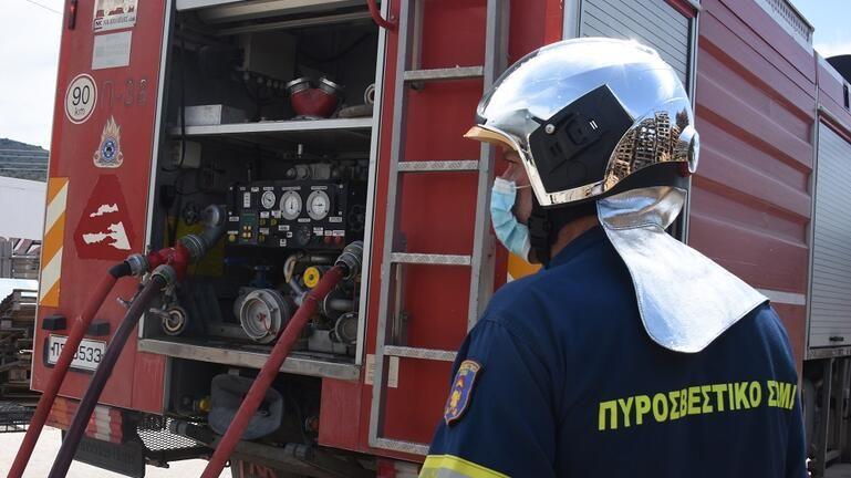 Η Διεύθυνση Αντιμετώπισης Εγκλημάτων Εμπρησμού ερευνά τις φωτιές στην Κρήτη