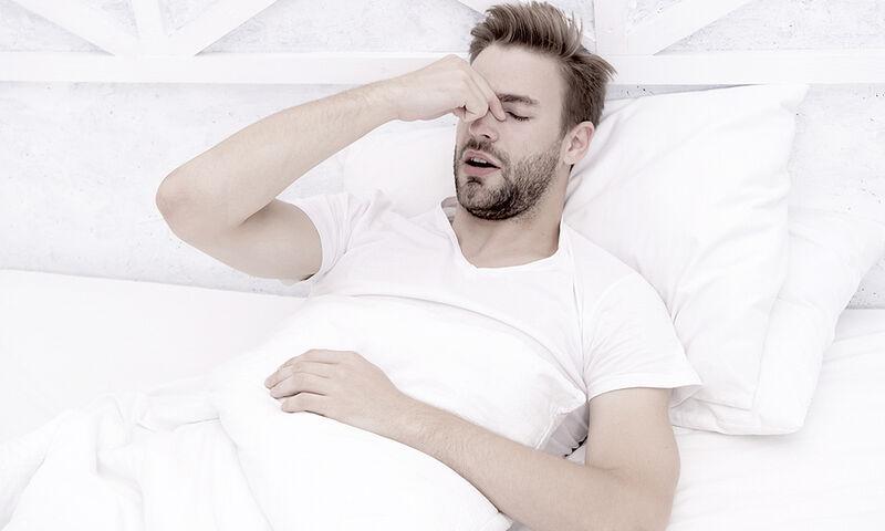 Αποφρακτική άπνοια ύπνου: Οι παράγοντες που αυξάνουν τον κίνδυνο (εικόνες)