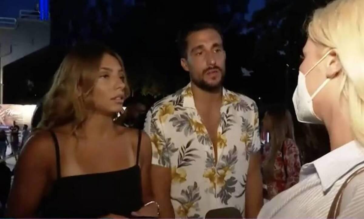 Σάκης και Μαριαλένα έριξαν «άκυρο» (video)