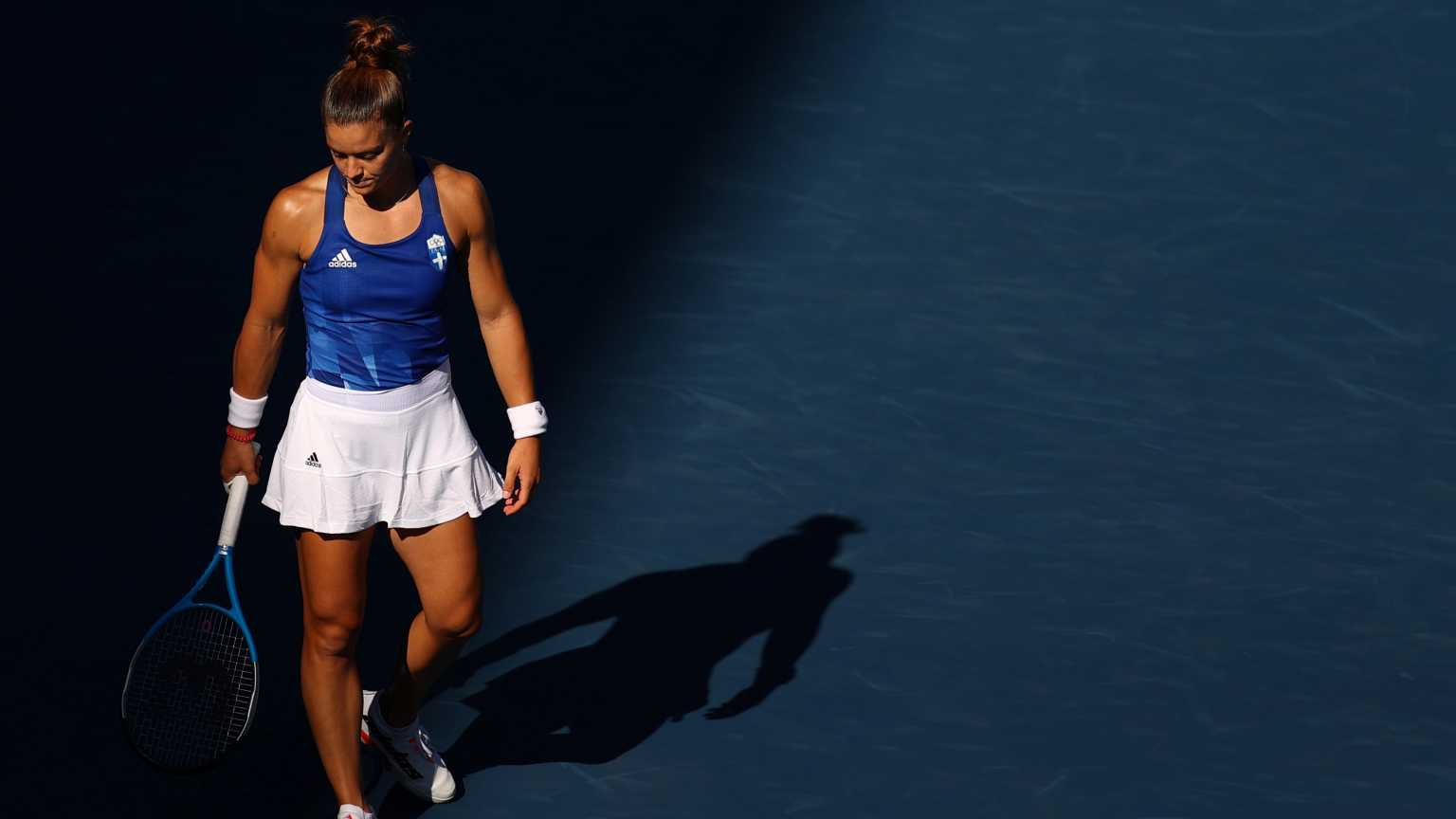 Ολυμπιακοί Αγώνες, Μαρία Σάκκαρη – Ελίνα Σβιτολίνα: Αποκλείστηκε μετά από φοβερή «μάχη» η Ελληνίδα