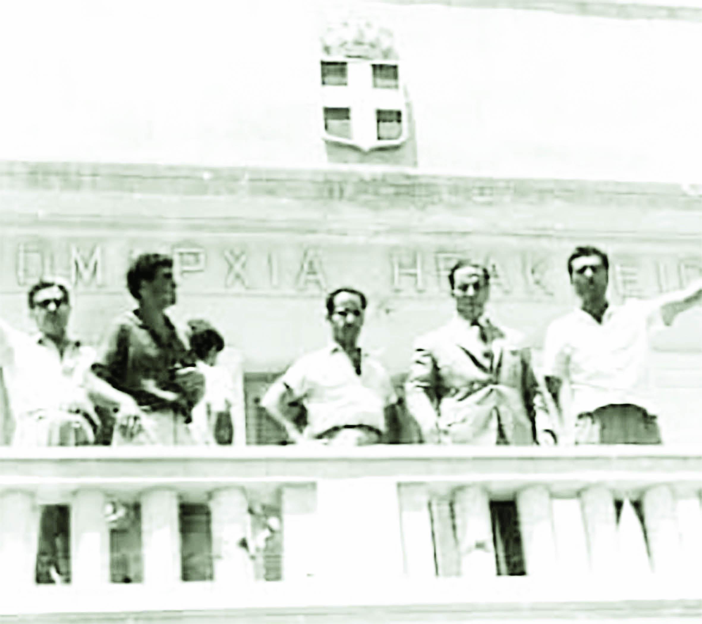 Το «άγνωστο» συλλαλητήριο του 1962 στο Ηράκλειο για τη σταφίδα