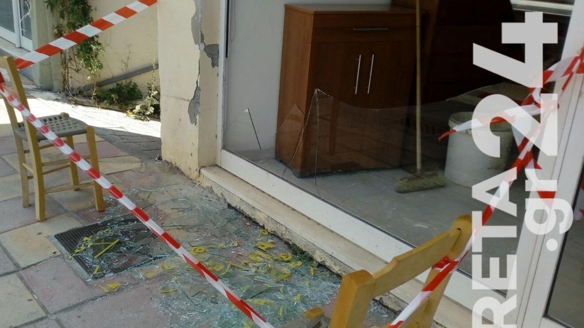 Σεισμός Κρήτη: Αυτοψία στα κτήρια του Δήμου Μινώα Πεδιάδος – Οδηγίες προς τους κατοίκους