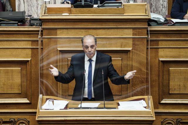 Βελόπουλος: Άρση ασυλίας αποφάσισε η Βουλή