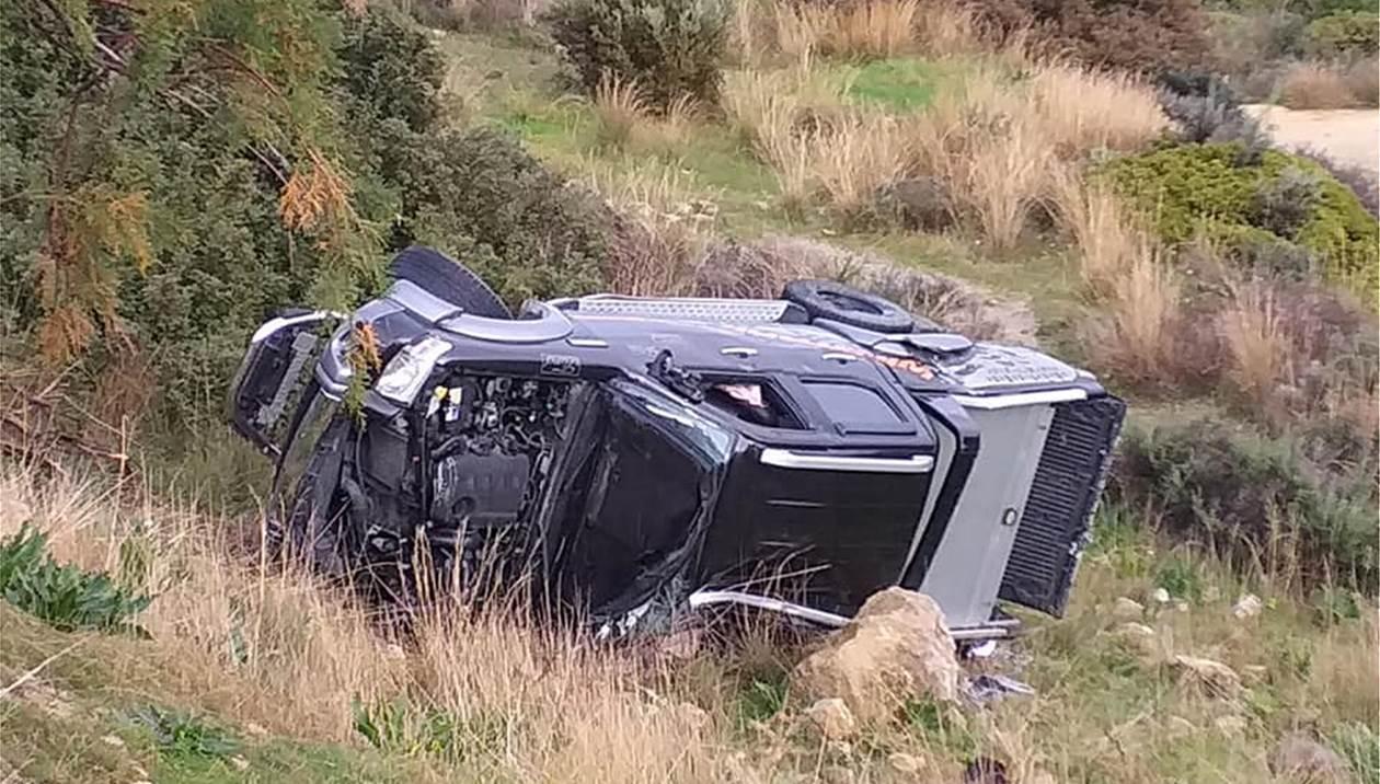 Νεκρός 48χρονος στα Χανιά – Τον καταπλάκωσε το αγροτικό όχημά του