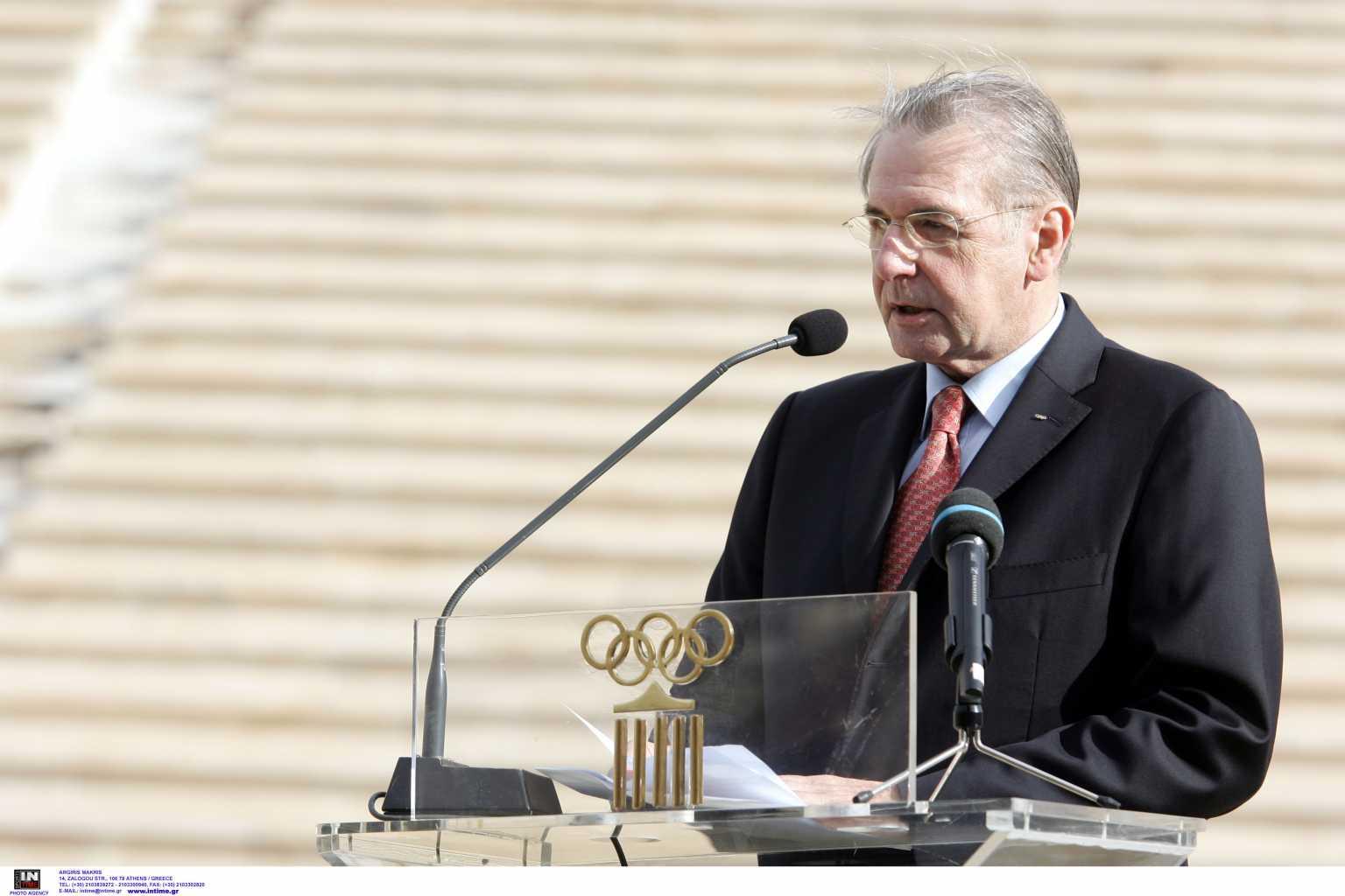 Πέθανε ο πρώην πρόεδρος της ΔΟΕ Ζακ Ρογκ