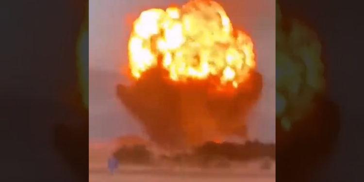 Καζακστάν: Φονικές εκρήξεις σε αποθήκη πυρομαχικών – Συγκλονιστικές εικόνες!
