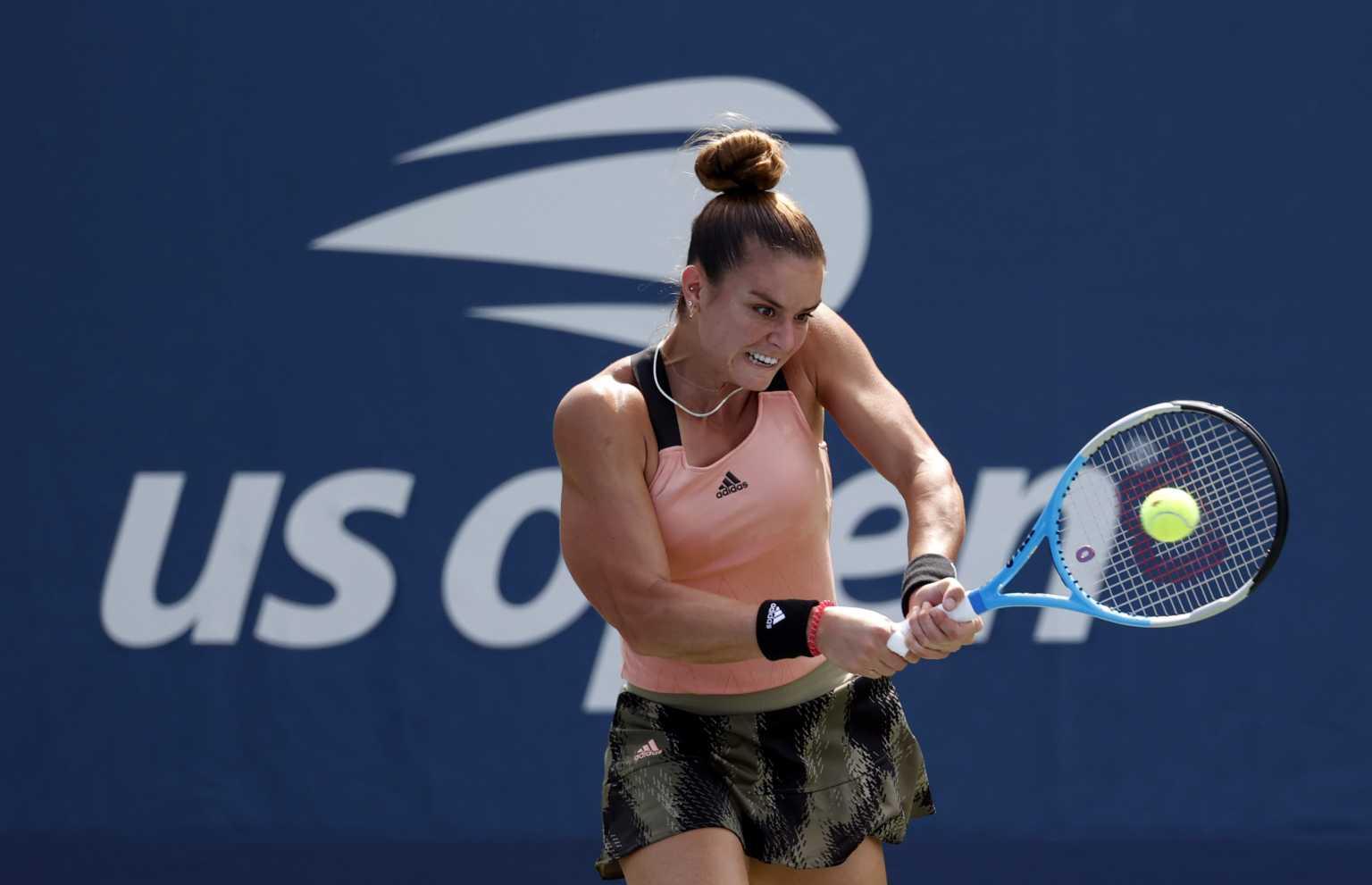 Μάρτα Κόστγιουκ – Μαρία Σάκκαρη 0-2: Καλή «προπόνηση» στο US Open, τρίτωσε το «καλό»