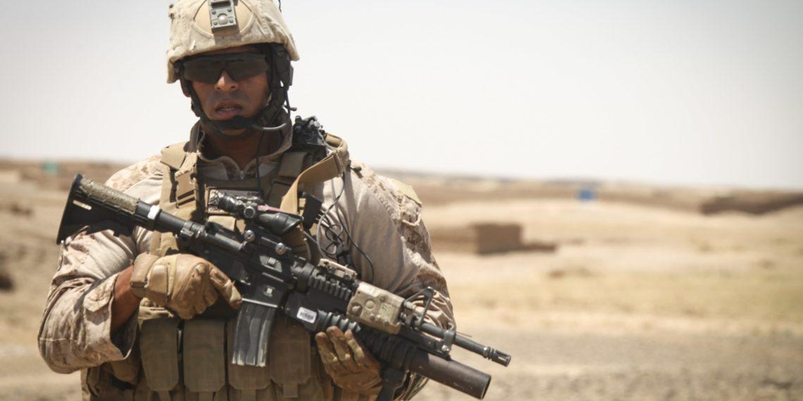 USMC: Έτσι «πάνε για πόλεμο» οι Αμερικανοί Πεζοναύτες [vid]