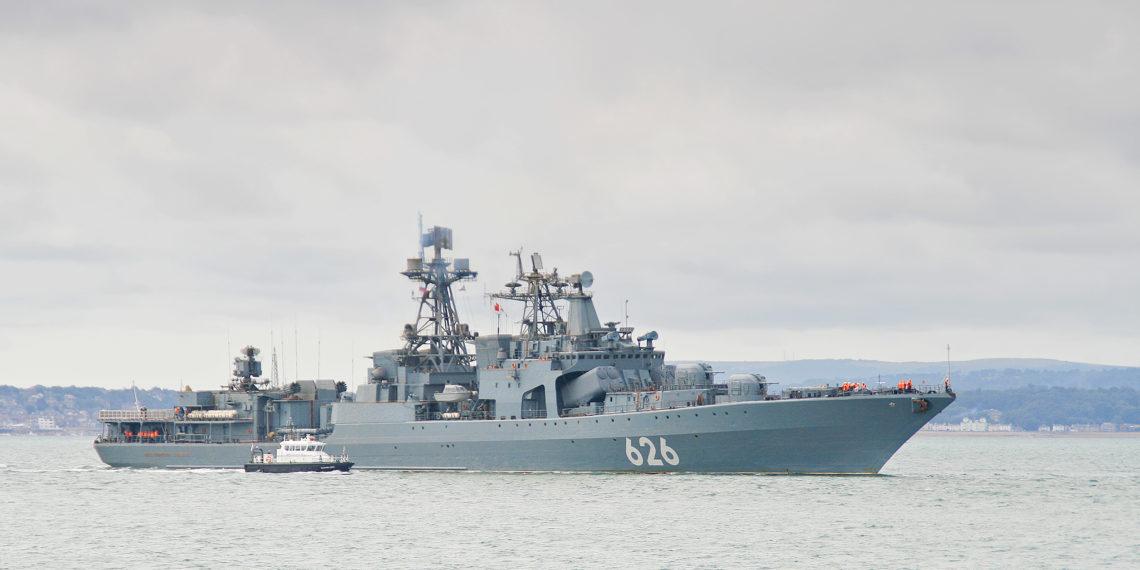 Βρετανία: Τι γυρεύει στο Στενό της Μάγχης ο Ρωσικός Βόρειος Στόλος;