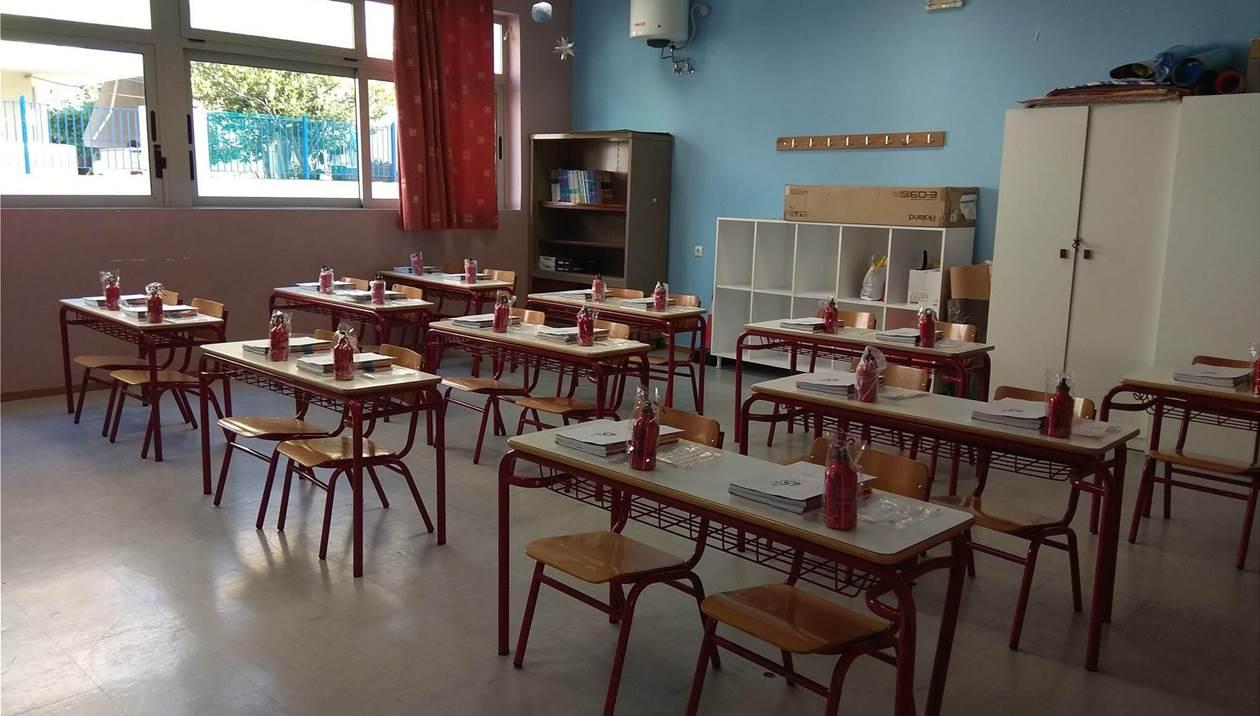 Σχολεία: Πρώτο κουδούνι με 1.000 κενά στην πρωτοβάθμια εκπαίδευση Ηρακλείου