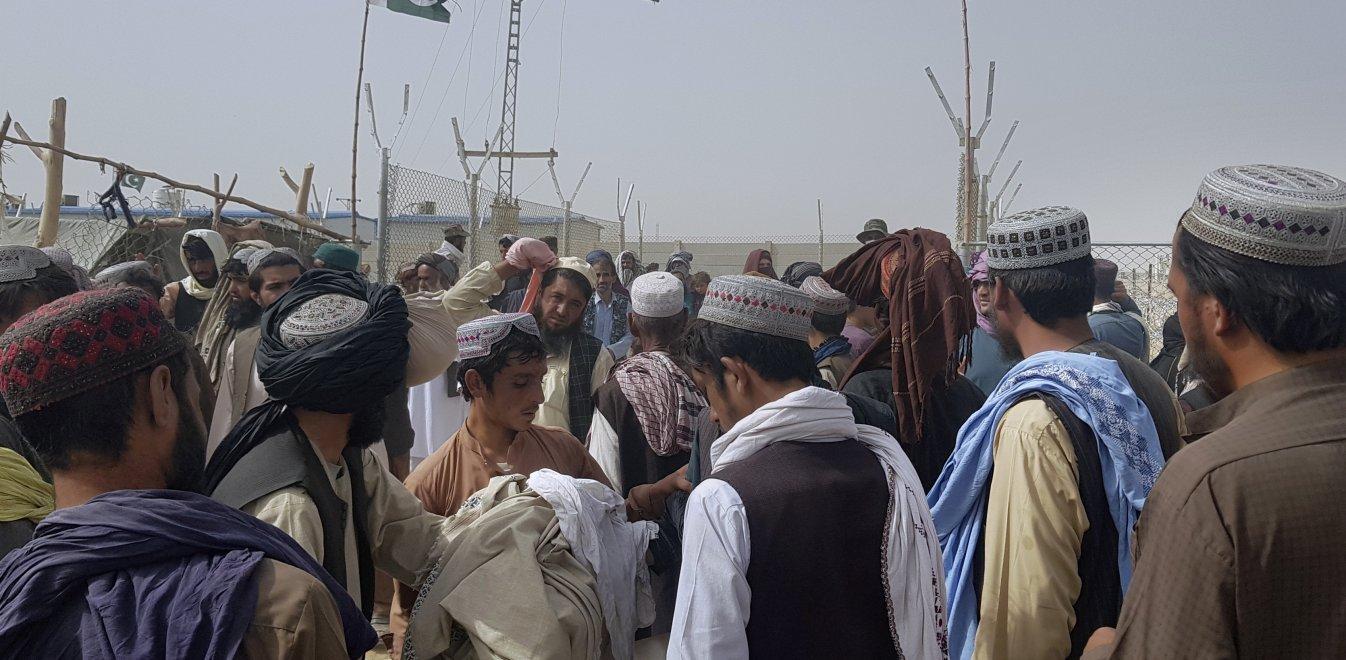 Αφγανιστάν: Εκτιμήσεις για πάνω από 500.000 πρόσφυγες – Σε συναγερμό η Αθήνα