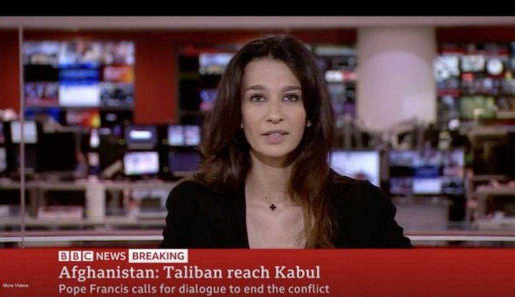 «Πάγωσε» στον αέρα η δημοσιογράφος του BBC – Της τηλεφώνησε Ταλιμπάν