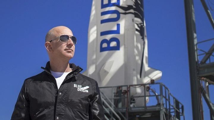 Στα Ομοσπονδιακά δικαστήρια η διαμάχη Blue Origin με τη NASA