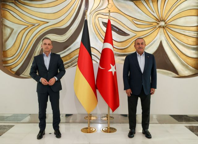 Τσαβούσογλου σε Μάας – Η Τουρκία δεν αναλαμβάνει πρόσθετο προσφυγικό βάρος από το Αφγανιστάν