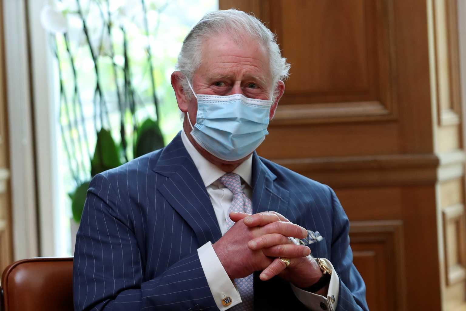 Πρίγκιπας Κάρολος για τις φωτιές στην Ελλάδα: Είναι σπαρακτικό να βλέπεις τις πυρκαγιές να «χτυπούν» τη χώρα