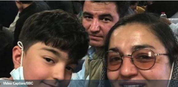 Αφγανός διερμηνέας για απόδραση από Καμπούλ: Η πιο ευτυχισμένη στιγμή της ζωής μου