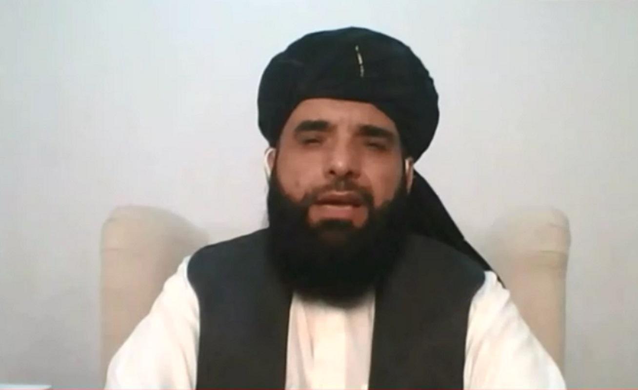 Εκπρόσωπος Ταλιμπάν στο Mega: Η Τουρκία θα έχει ρόλο στο Αφγανιστάν