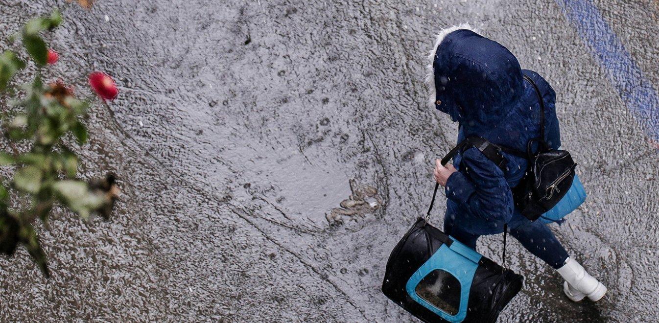 Καιρός: Έρχονται καταιγίδες τις επόμενες ώρες – Προειδοποίηση Μαρουσάκη