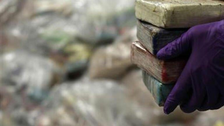 Κατάσχεση ρεκόρ 9,6 τόνων κοκαΐνης στον Ισημερινό