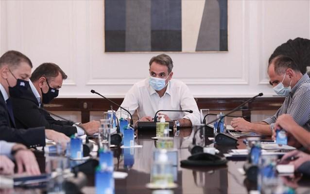 Ευρεία σύσκεψη στις 11:00 στο Μαξίμου για τις πυρκαγιές- Το απόγευμα οι δηλώσεις του πρωθυπουργού