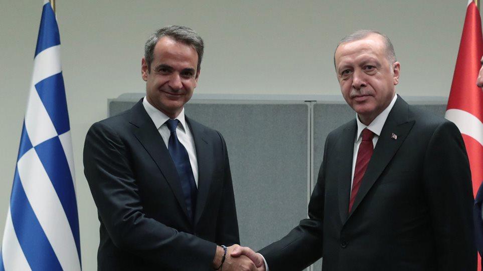 Ερντογάν: Συνάντηση με τον Κυριάκο Μητσοτάκη στη Νέα Υόρκη προανήγγειλε ο Τούρκος πρόεδρος