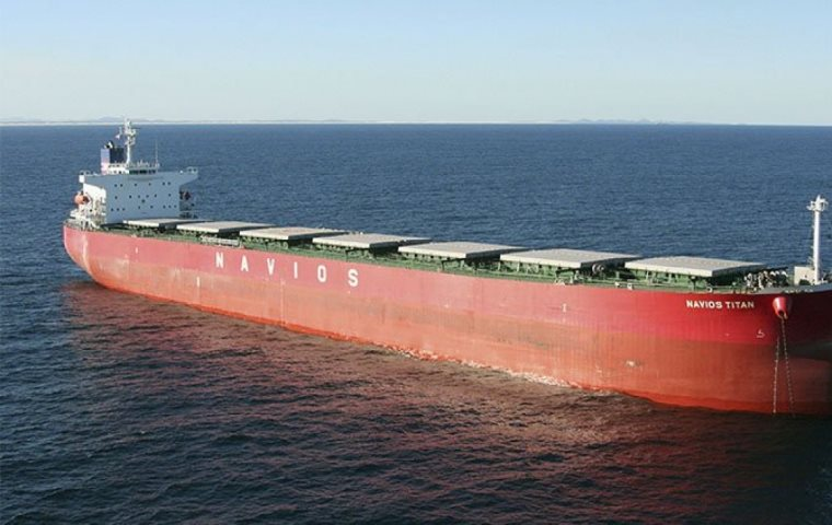 Aggeliki Frangou – Creates the largest listed shipping company on Wall Street