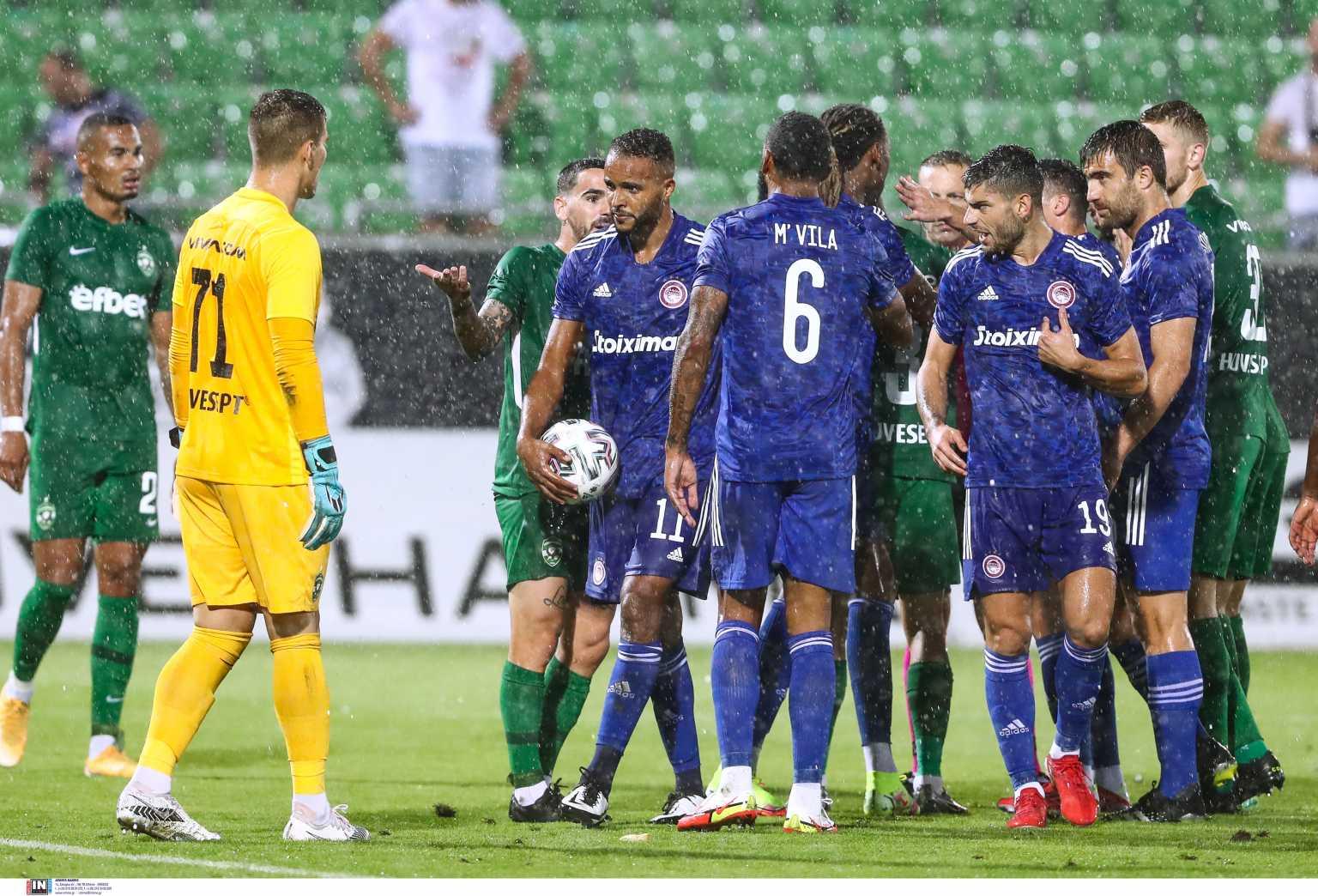 Λουντογκόρετς – Ολυμπιακός 2-2 και 4-1 ΤΕΛΙΚΟ: Αποκλείστηκαν στα πέναλτι οι Πειραιώτες!