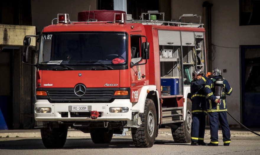 Στυλίδα: Παππούς και εγγονός χάθηκαν – Μεγάλη επιχείρηση της Πυροσβεστικής για εντοπισμό