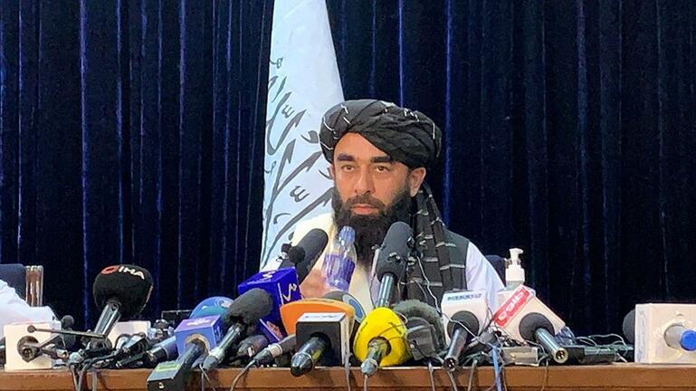 Με … δεσμεύσεις η πρώτη συνέντευξη τύπου των Ταλιμπάν