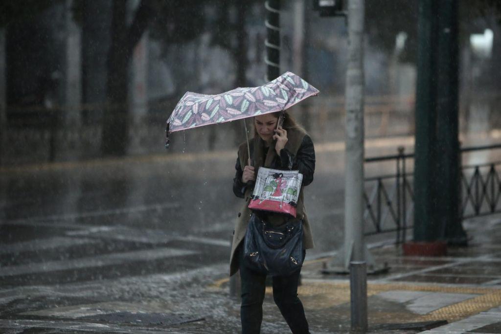 Καιρός – Έρχονται καταιγίδες και χαλάζι – Σε ποιες περιοχές θα «χτυπήσει» το κύμα κακοκαιρίας