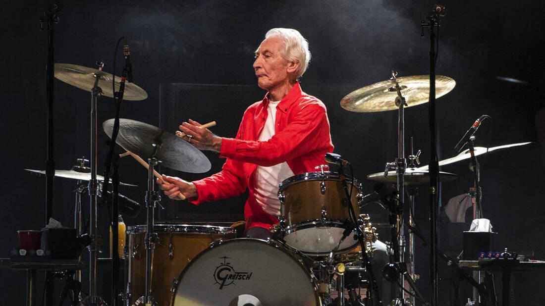 Πέθανε ο ντράμερ των Rolling Stones, Charlie Watts