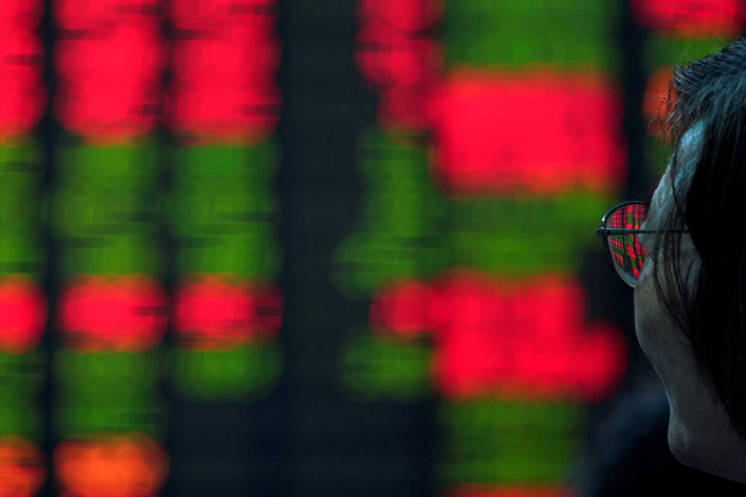 Εβδομαδιαία πτώση 1,36% στο Χρηματιστήριο Αθηνών