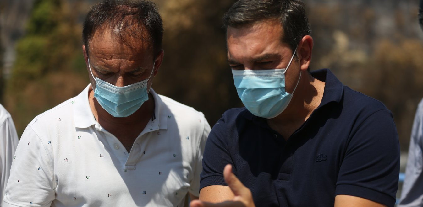 Τσίπρας: Ο Μητσοτάκης δεν έχει αντιληφθεί το μέγεθος της ευθύνης του