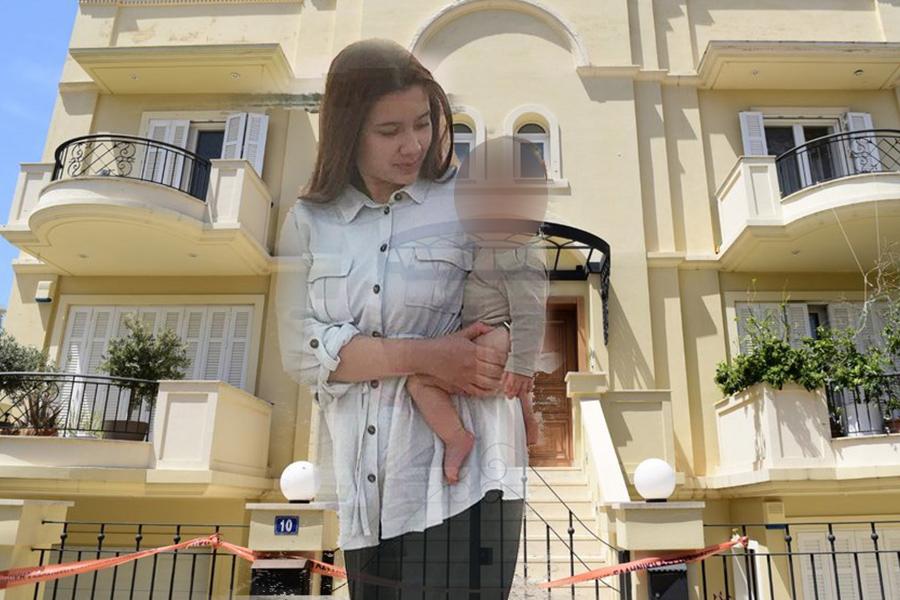 Γλυκά Νερά – Ο συζυγοκτόνος νοίκιασε το σπίτι που δολοφονήθηκε η Καρολάιν