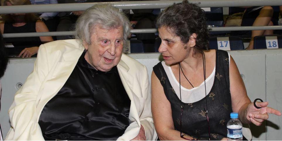 Η πρώτη ανάρτηση της Μαργαρίτας Θεοδωράκη μετά τον θάνατο του Μίκη: «Μου ρουφούν το αίμα αδυσώπητα τσιμπούρια»