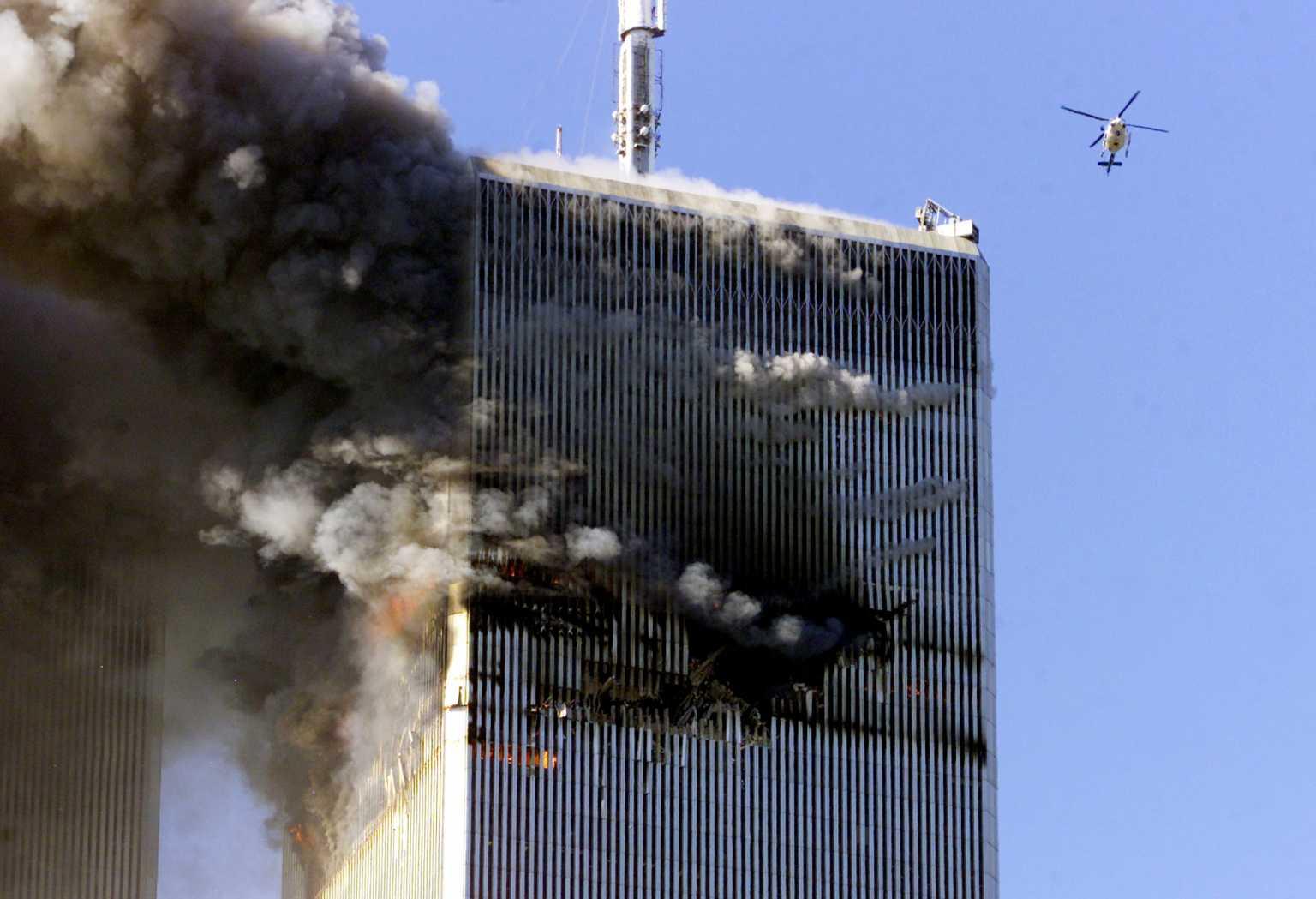 11η Σεπτεμβρίου – Δίδυμοι Πύργοι: Οι ΗΠΑ τιμούν τη μνήμη των 3.000 νεκρών των τρομοκρατικών επιθέσεων