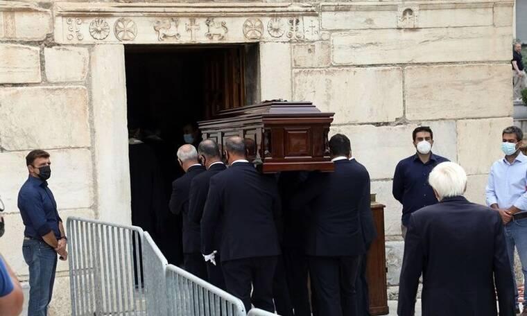 Μίκης Θεοδωράκης: Το ύστατο χαίρε στον κορυφαίο συνθέτη