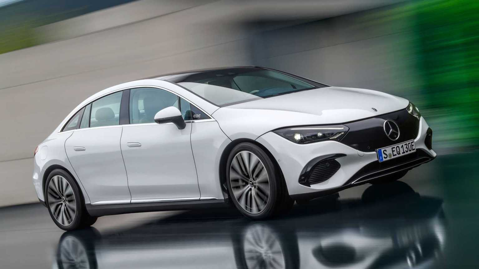 Mercedes-Benz EQE: H απάντηση των Γερμανών στην κυριαρχία του Tesla Model 3 (video)