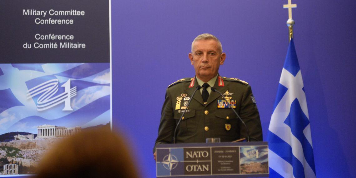 Στρατιωτική Επιτροπή NATO: Οι μελλοντικές προκλήσεις και απειλές τέθηκαν στο επίκεντρο