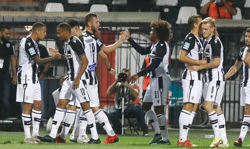 ΠΑΟΚ-ΑΕΚ 2-0: Θρίαμβος στην Τούμπα με την υπογραφή του αρτίστα Μπίσεσβαρ!