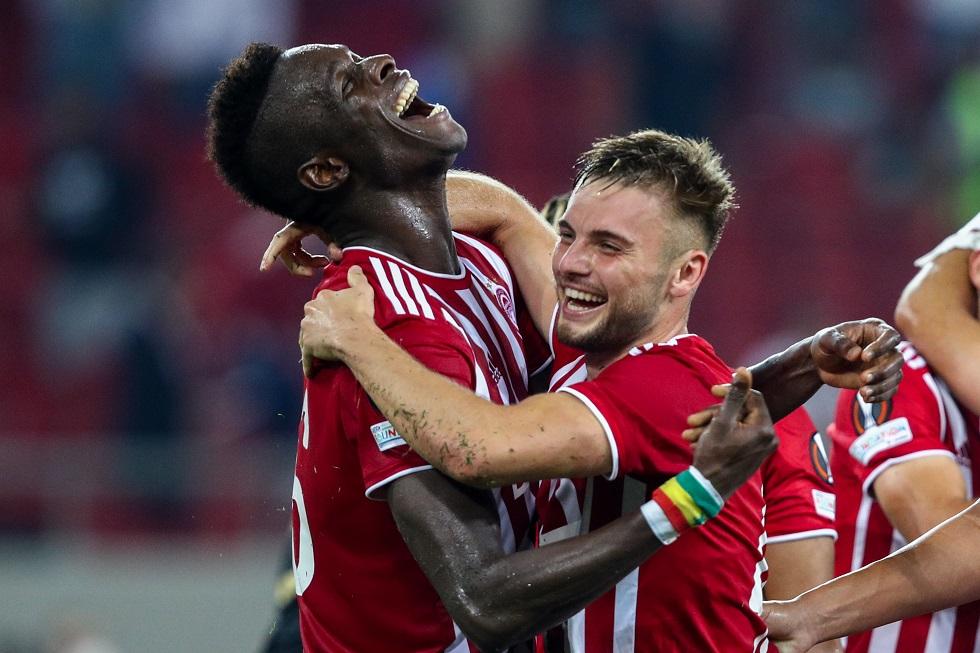 Ρέαμπτσιουκ – «Ευτυχισμένος για το πρώτο μου γκολ στις ευρωπαϊκές διοργανώσεις»