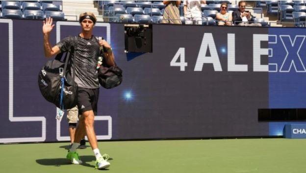 US Open: Για 4η σερί χρονιά στον 3ο γύρο ο Ζβέρεφ (vid)