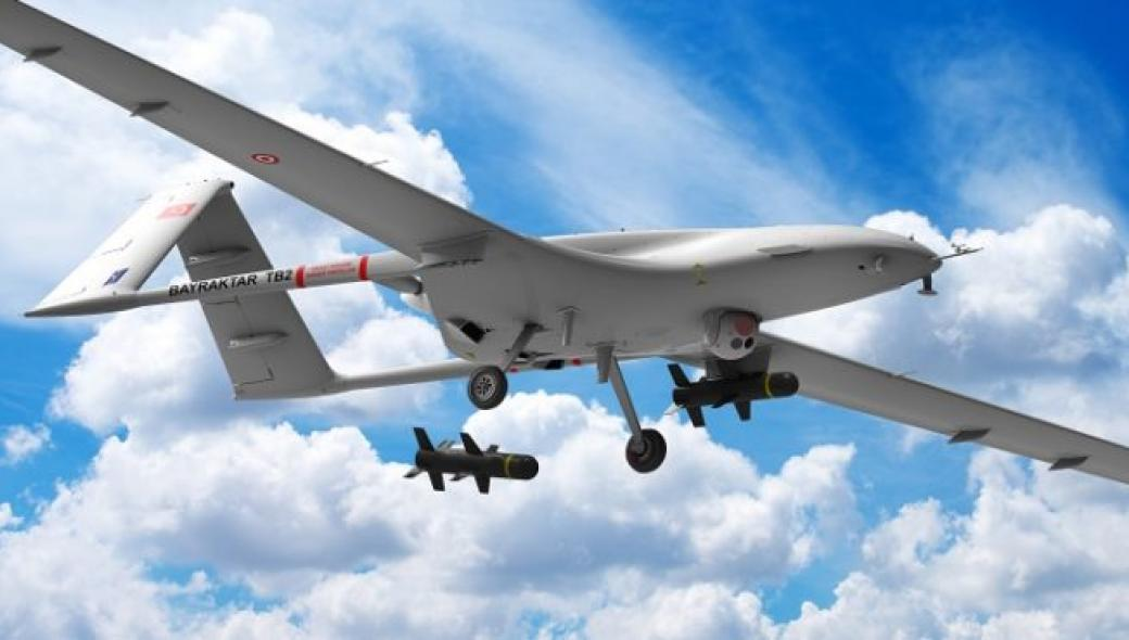 Το Μαρόκο απέκτησε τουρκικά μη επανδρωμένα αεροσκάφη TB2 Bayraktar
