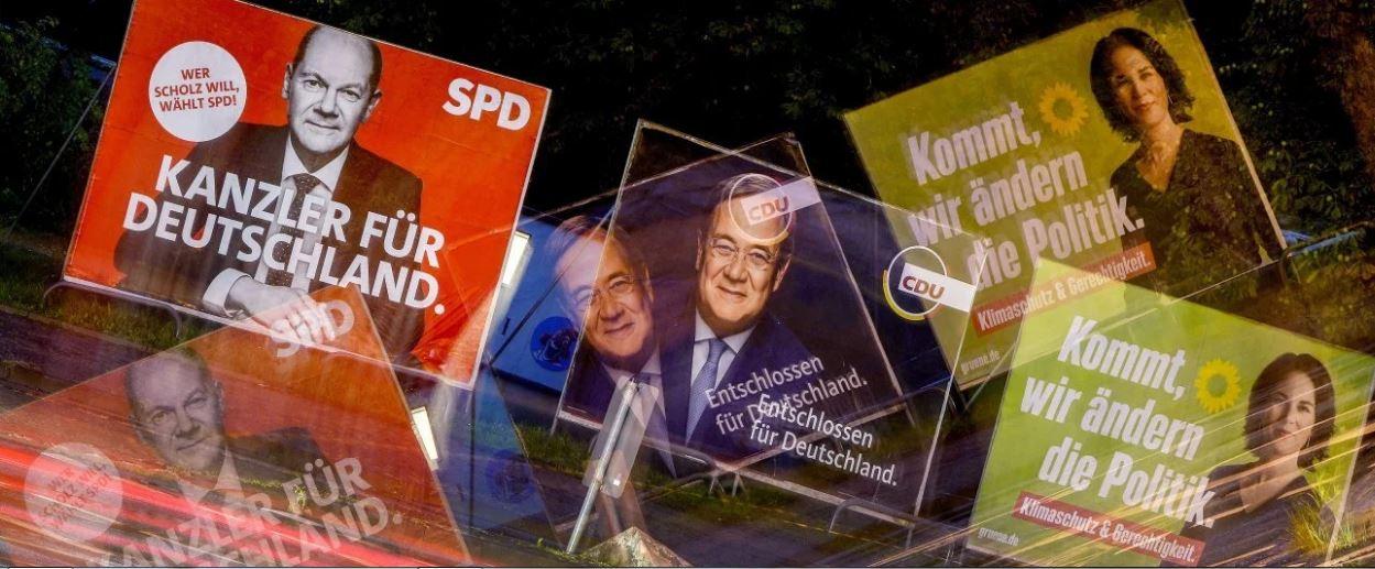 Εκλογές Γερμανία: Θρίλερ δείχνουν οι δημοσκοπήσεις για τον διάδοχο της Μέρκελ – Όλα τα σενάρια